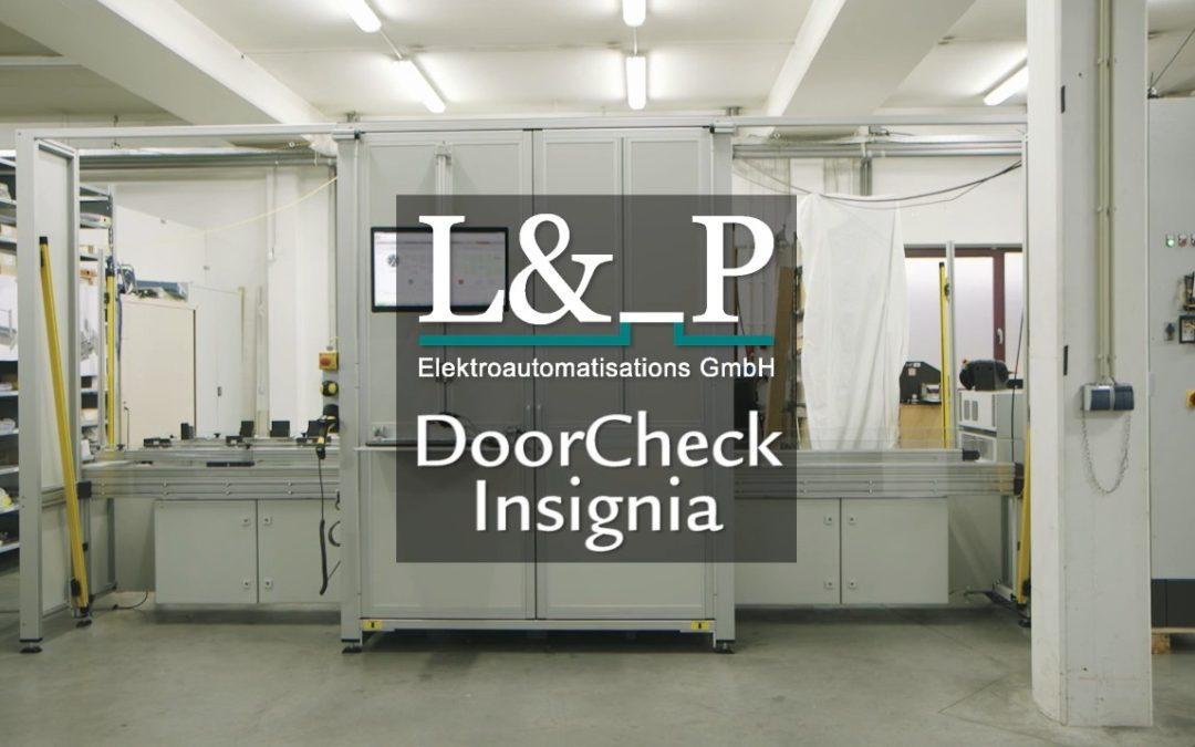 DoorCheck Insignia – Test system by L&_P GmbH