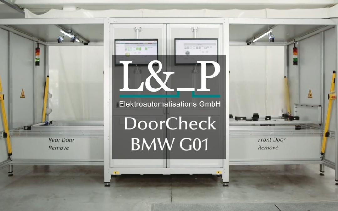 Doorcheck – Testsystem by L&_P GmbH