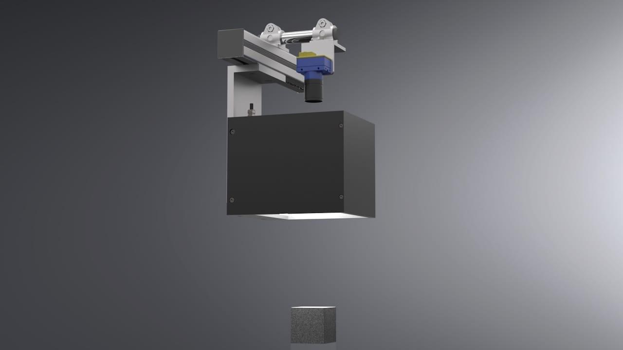 L&_P GmbH - Koaxialbeleuchtung